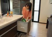 めんどうな後片付けも食器洗い乾燥機にお任せ♪
